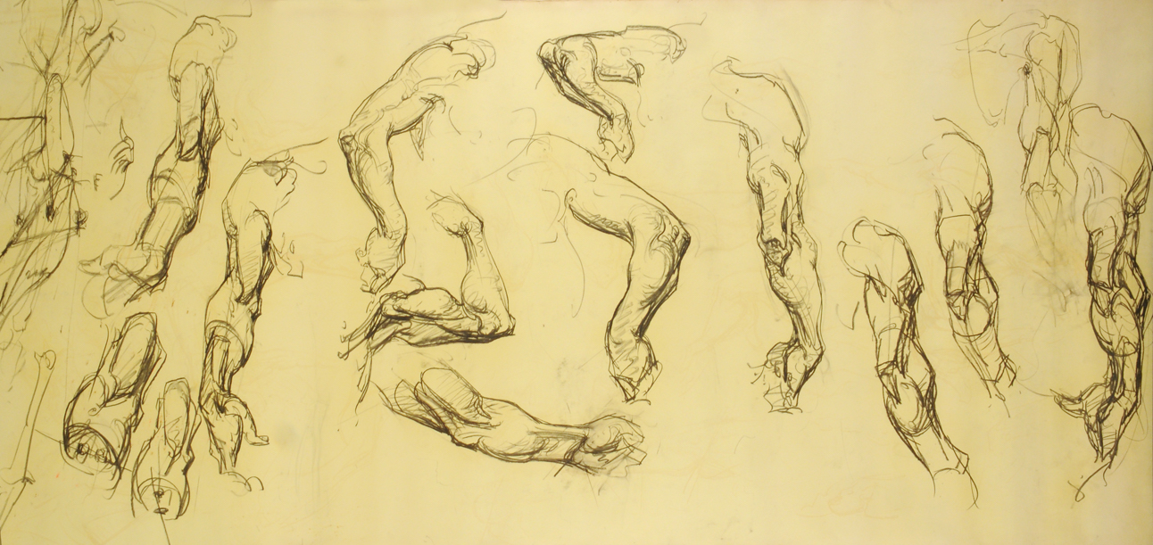 George Bridgman, Instructor of Figure Drawing and Anatomy