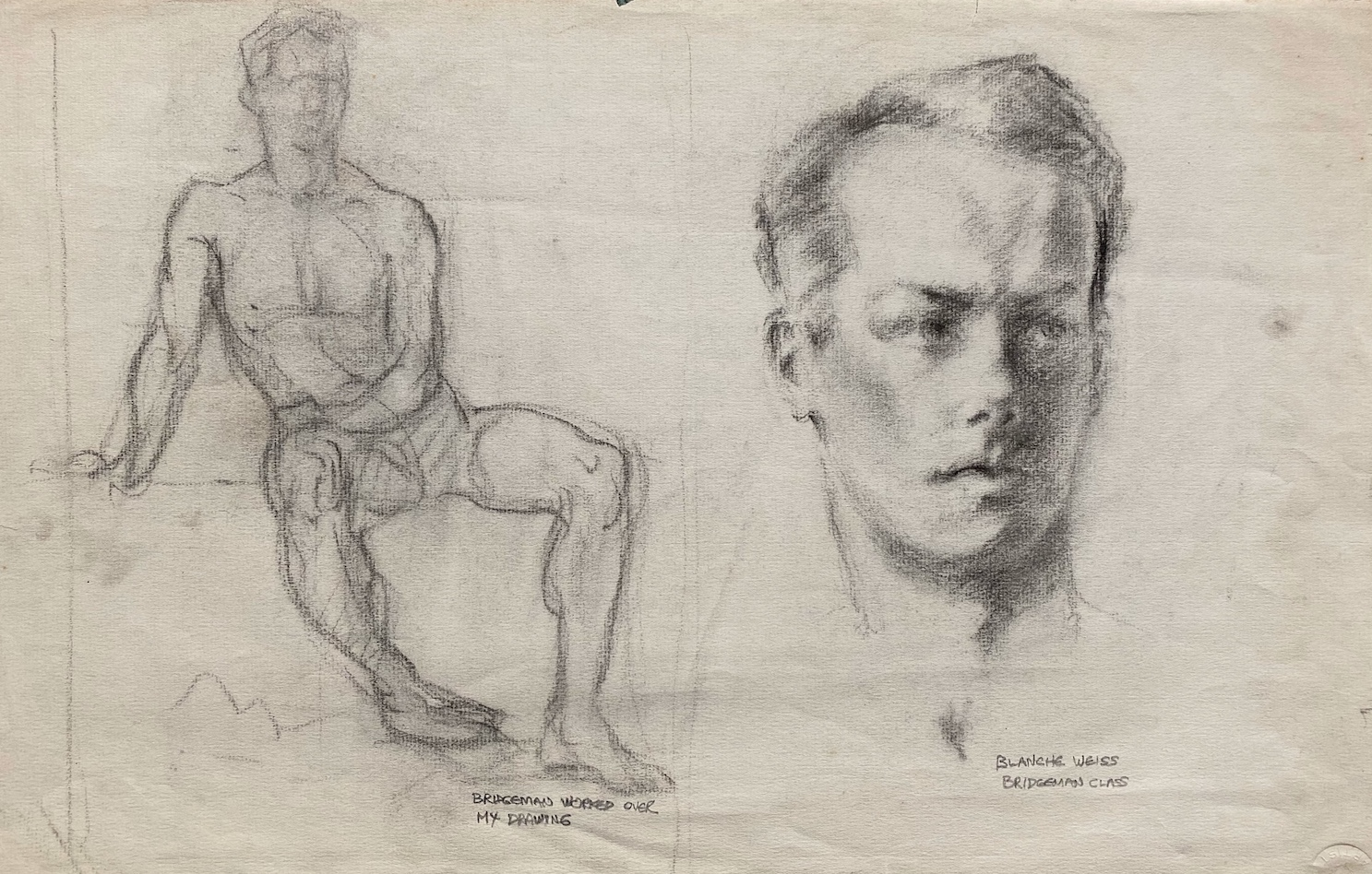 A Master Instructor of Artistic Anatomy: George B. Bridgman