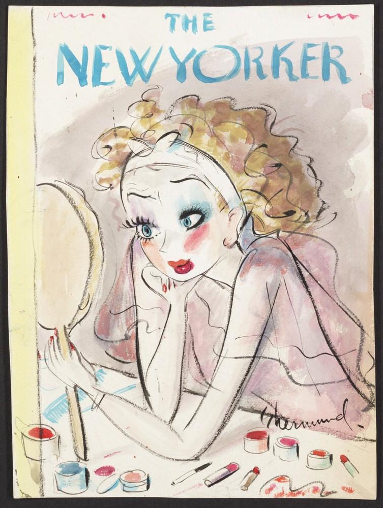 The Metropolitan Mindset of <i>New Yorker</i> Cartoonist Barbara Shermund