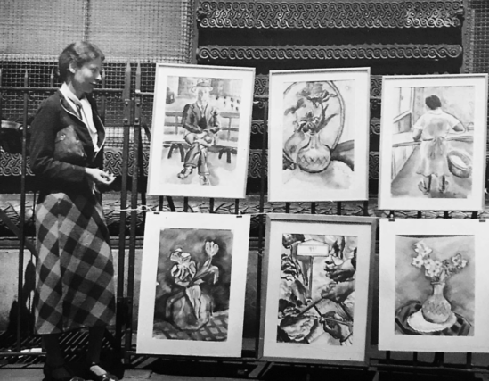The Life and Art of Anne Eisner: An American Artist between Cultures