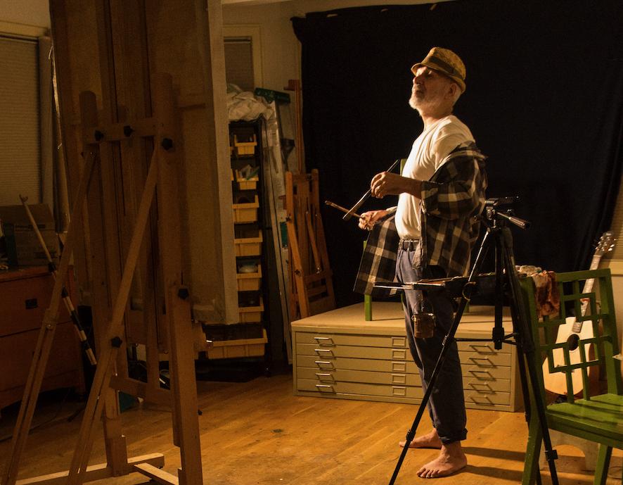 Artist Snapshot: Ricardo José Mujica
