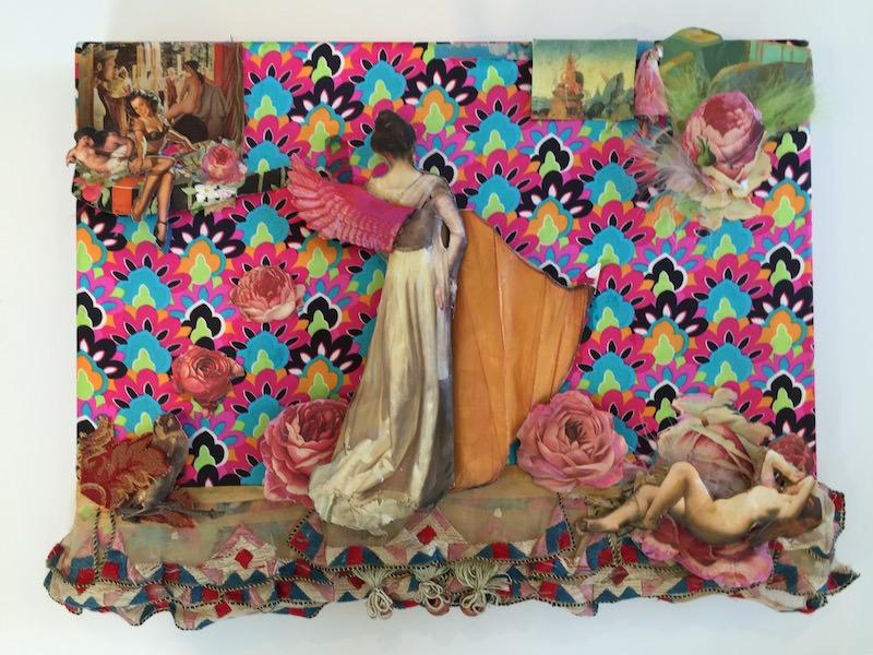 Martha Bloom, Masquerading Remembrance, 2016.