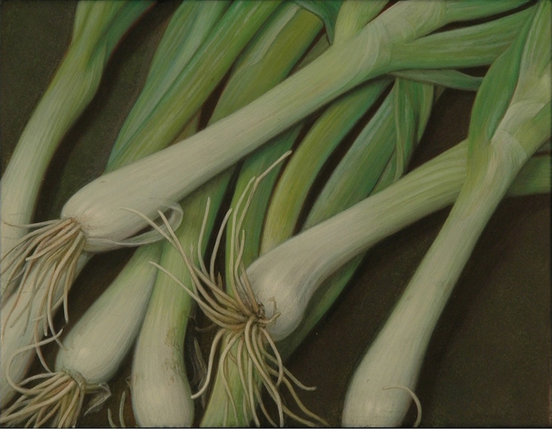 Doug Safranek, Green Onions, 2013.